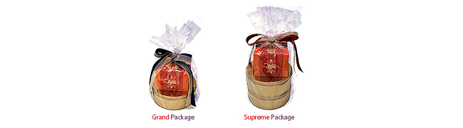 Chocolate Lovers Packages Available Sizes and Packaging