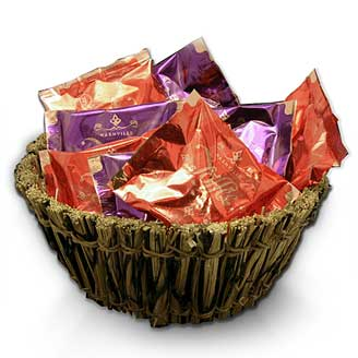 Almond Toffee Minis - Mixed Basket