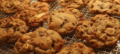 Christina's NTC Toffee Chip Cookies